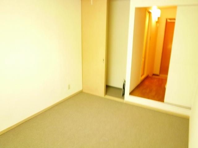 シェルブールBA 104号室のリビング