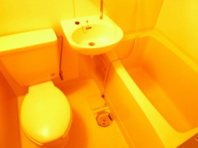 シェルブールBA 104号室の風呂
