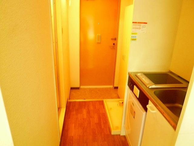 シェルブールBA 104号室の玄関