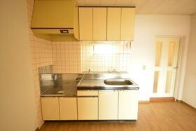 サンフラワー 402号室のキッチン