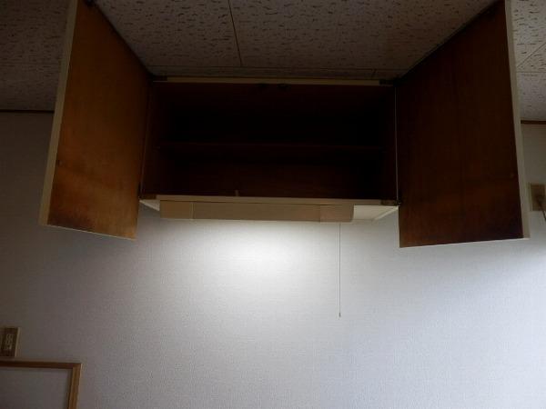 カエデハイツA 102号室の収納