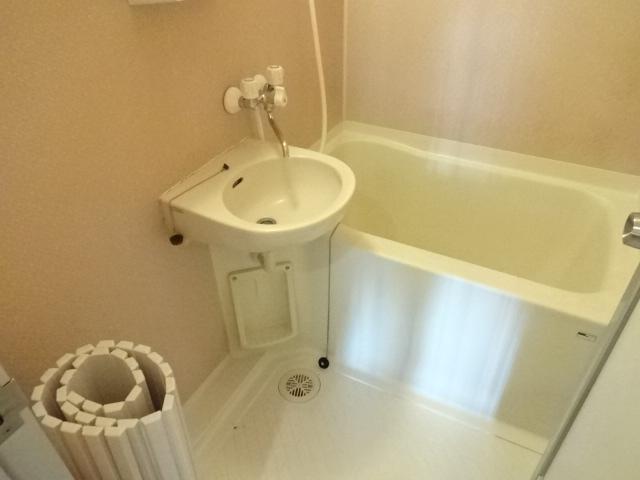 瑞江サングリーンビル 403号室の風呂