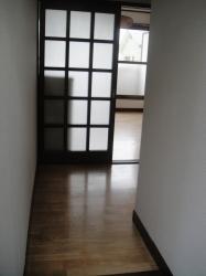 サンシャイン 201号室の玄関