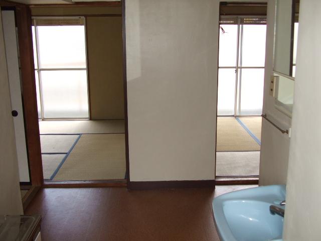 堀池マンションB 302号室のリビング