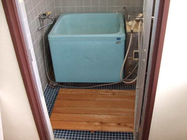 堀池マンションB 302号室の風呂