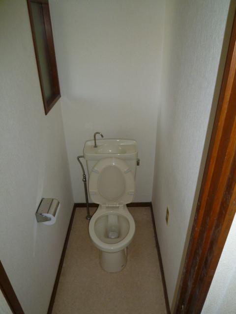 コーポラスシャロー 102号室のトイレ