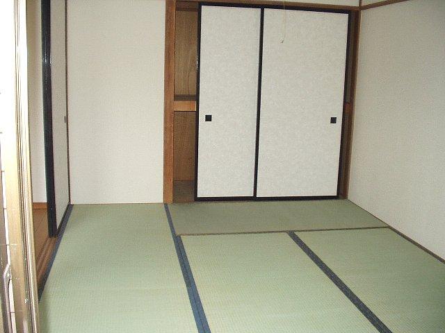 馬走グリーンハイツ 301号室の居室