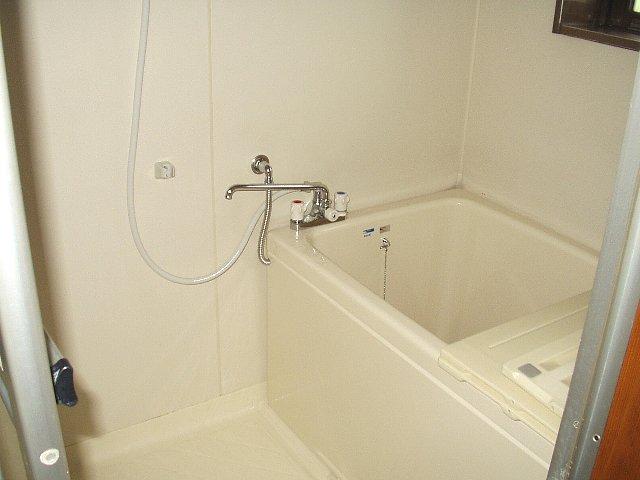 馬走グリーンハイツ 301号室の風呂