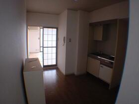 セジュール高松 205号室のキッチン