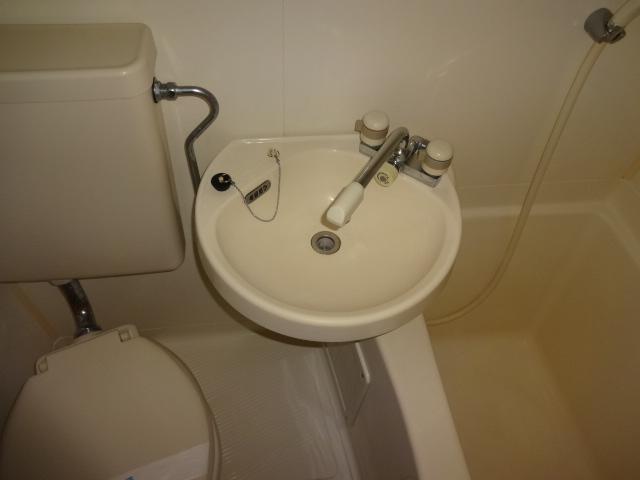 パインウェーブプレイスB棟 103号室の洗面所