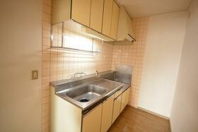 サンフラワー 403号室のキッチン