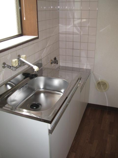 フラッツ青葉台 301号室のキッチン