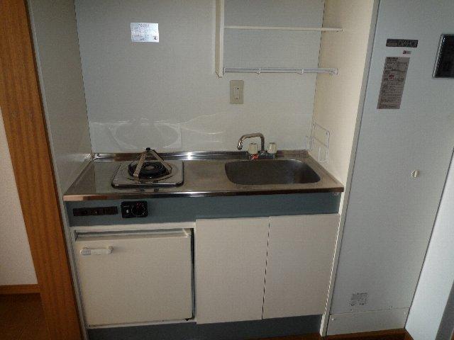 桜館5 504号室のキッチン