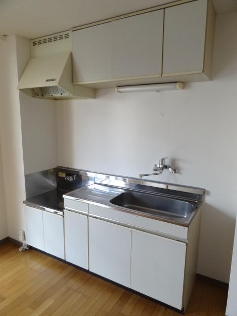 フォレスト'98 B102号室のキッチン