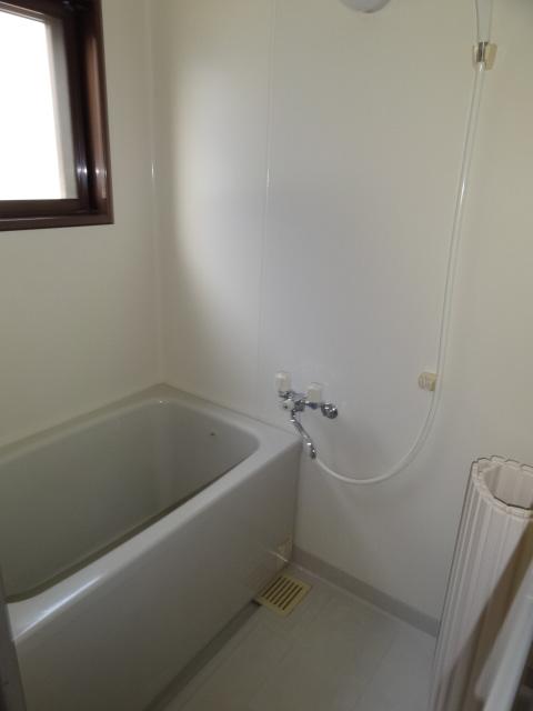 フォレスト'98 B102号室のトイレ