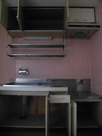 ミルキィウェイ 305号室のキッチン