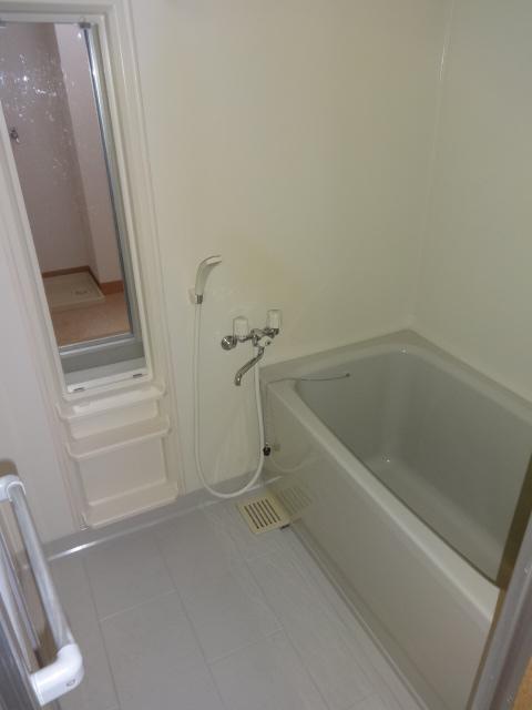 マテール寺田 203号室の風呂