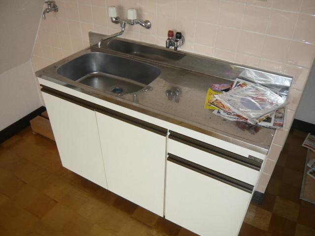 エクセレントコーポ 302号室のキッチン