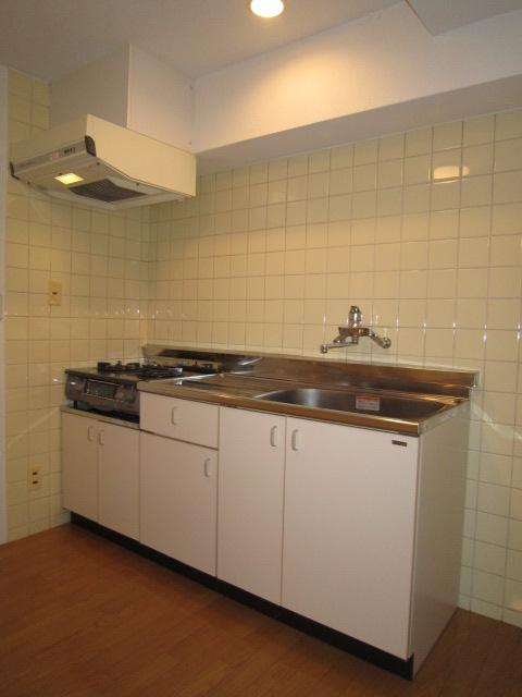 コーポマックス(2H) 2H号室のキッチン