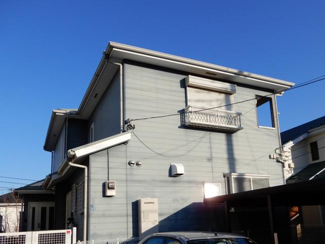 加賀原2丁目テラスハウスの外観