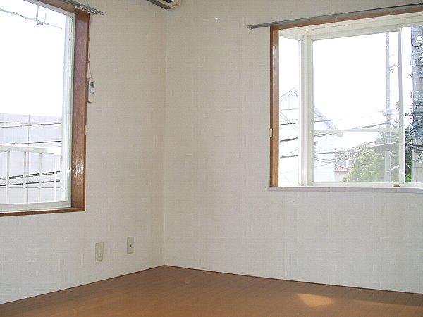 パークサイド 205号室の居室