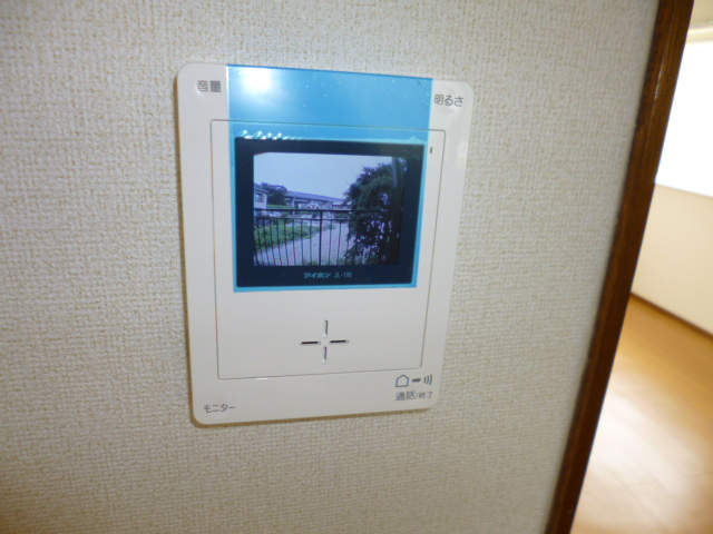 コートビレッヂ 02010号室のセキュリティ