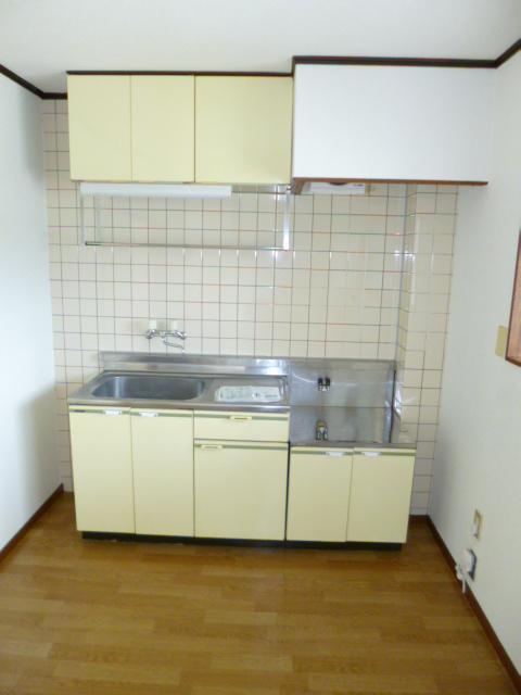 コートビレッヂ 02010号室のキッチン