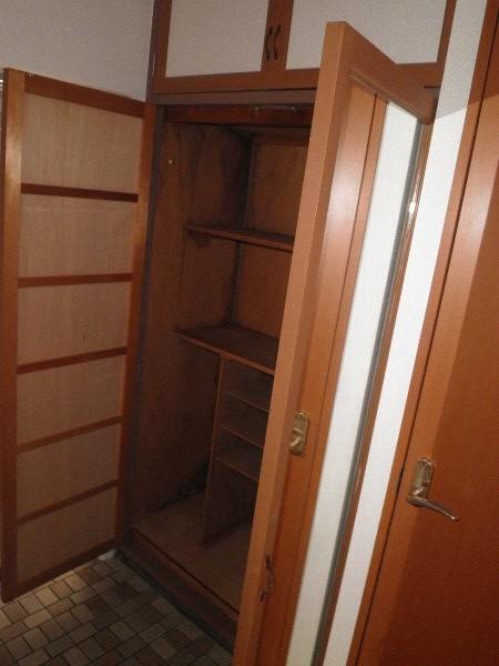 いほざきハイツ 106号室の収納