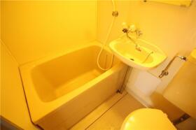 ローズガーデン 204号室の洗面所
