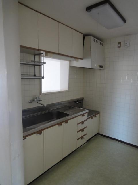 モンテベルデ高野 206号室のキッチン