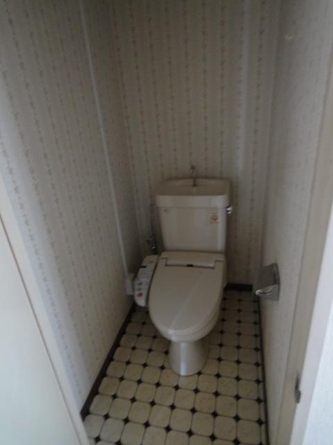 モンテベルデ高野 206号室のトイレ