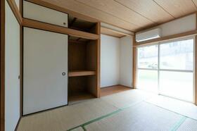 シーズ・レフィネ51 102号室の収納