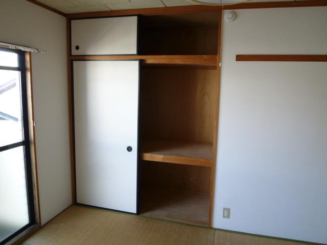 ファミール'21 303号室の収納