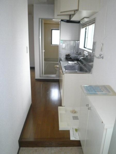 サチビル 201号室の設備