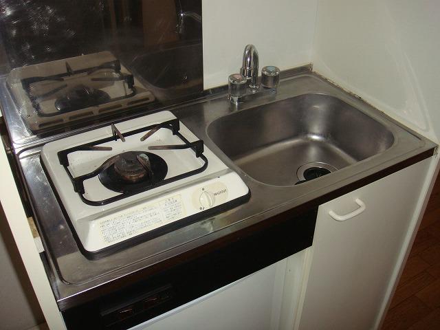 サマックスボナール D 103号室のキッチン