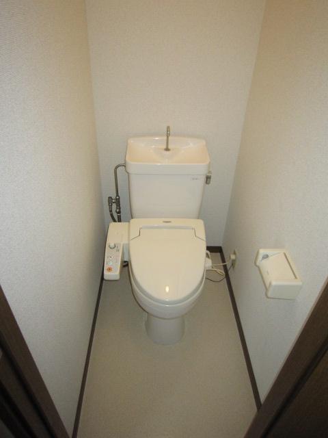 サマックスボナール D 103号室の風呂