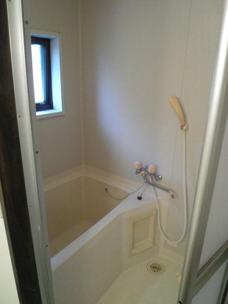 ヴィラ堀池B棟 201号室の風呂