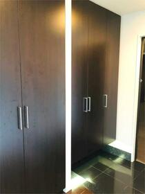 マークス・ザ・タワー東静岡 1401号室の収納