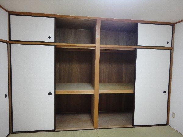 葵ハイツ 102号室の収納