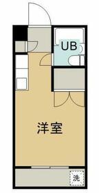 トモエハイツ・0303号室の間取り