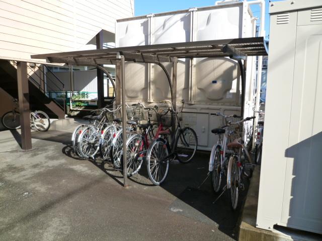 コーポ富士見 311号室の景色
