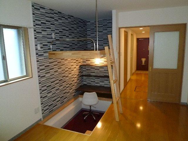ユーロスクエア 308号室のキッチン