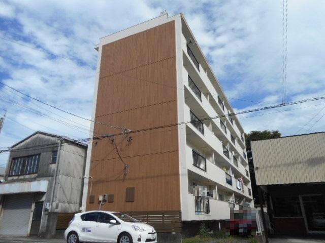 レジデンス永田 101号室の外観