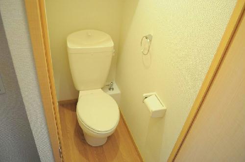 レオパレスリヴェール 301号室のトイレ