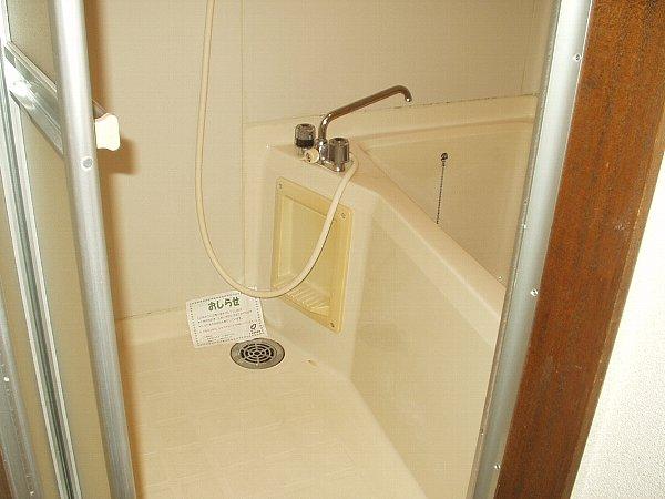 シティハイツサンマリノ 02040号室の風呂
