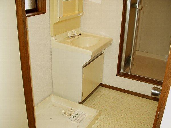 シティハイツサンマリノ 02040号室の洗面所