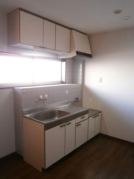ハイツワタナベ 103号室のキッチン