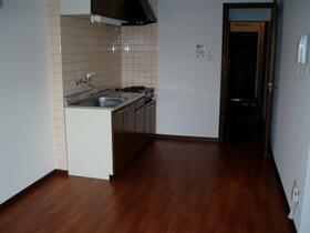 シーフイールド 105号室のキッチン
