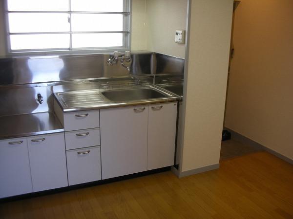 きさらぎビル 305号室のキッチン