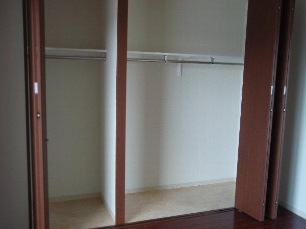 スィーツ・パシフィコ 101号室の収納